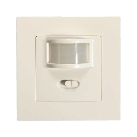 presence detector light switch occupancy sensor pir motion light switch presence