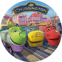 chuggington plates