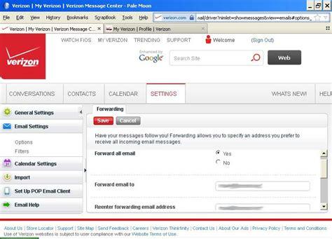 windows live mail ssl account definitions for verizon net verizon email directory