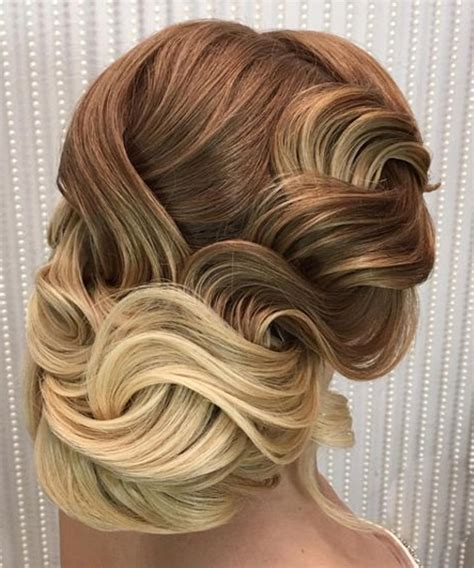 Wedding Hairstyles Layered Hair by Gorgeous Layered Updo Wedding Hairstyles 2017 2018