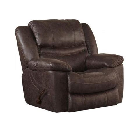 Catnapper Recliners Reviews by Catnapper Valiant Swivel Glider Recliner In Coffee 14005272419272519