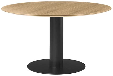 Gubi round tables 2 0 wooden table top gubi