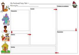 fractured tale worksheet fractured tales by imwells teaching resources tes