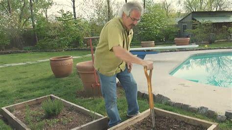 Paul The Gardener by Ggtv Tilling Soil Paul The Gardener