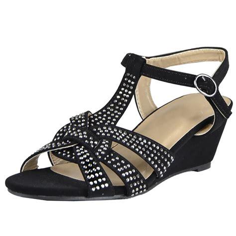 Dress Wedges s braided t rhinestone dress sandal wedges w