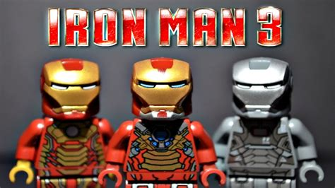 lego marvel iron man leaked minifigures early review
