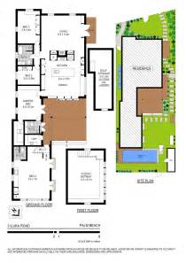 Beach House Layouts by Palm Beach Beach House Floor Plan House Plans For The