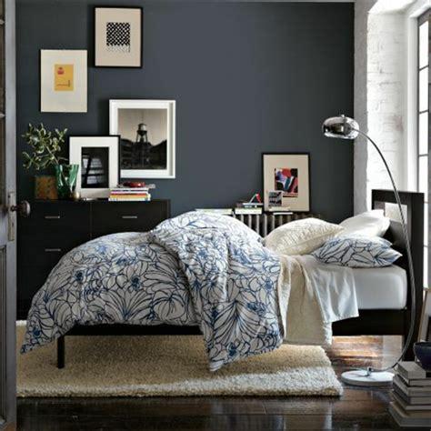 schlafzimmerwand farben schlafzimmerwand gestalten thematische wanddeko im