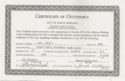 certification letter for occupancy 28 certification letter for occupancy platinum city