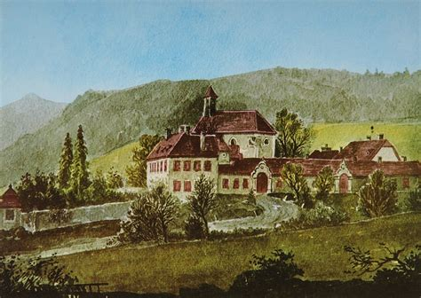Lodge Floor Plans crown prince rudolf s hunting lodge at mayerling postcard