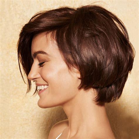 Coupe Cheveux Mi 2017 nouveaut 233 s coupes et coiffures pour cheveux mi longs