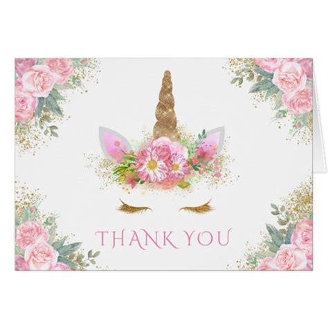 Thank You Card For Baby Clothes