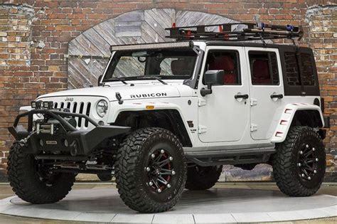 rubicon jeep white 2015 jeep wrangler unlimited rubicon white automatic black