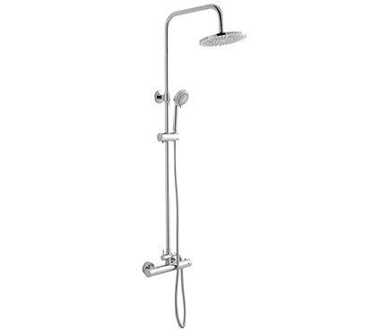 combinados de ducha combinado de ducha olympic ref 16964794 leroy merlin
