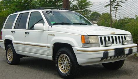 Jeep Grand 1993 1993 Jeep Grand Pictures Cargurus