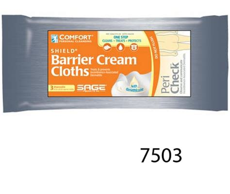 comfort barrier cream cloths comfort shield perineal care washcloths personal cleansing
