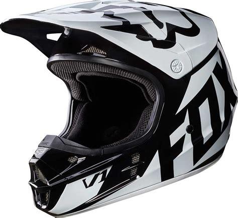 fox v1 motocross helmet 2017 fox racing v1 race helmet mx motocross off road atv