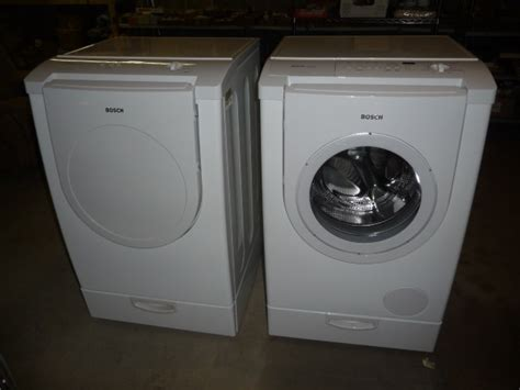 bosch washer dryer front load washers bosch front loading washer