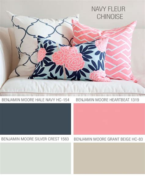 colors that compliment pink 25 best ideas about pink color schemes on pinterest