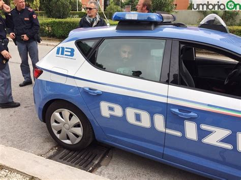 rapina in terni tentata rapina arrestati in quattro umbriaon