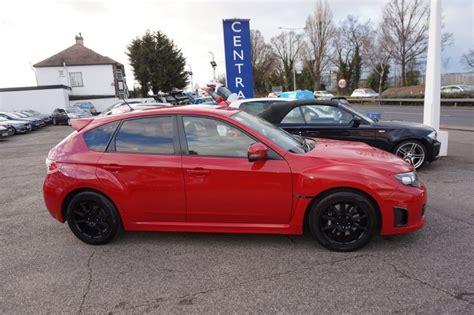 hatchback subaru red used red subaru impreza for sale essex