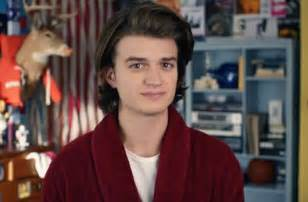 dominos commercial actress watch stranger things star joe keery s new ferris bueller