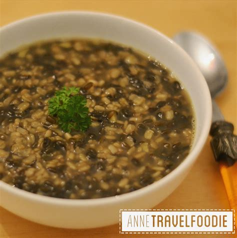 Mung Bean Soup Detox Reviews by Mung Bean Soup Travel Foodie