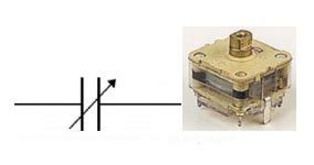 kapasitor variabel adalah komponen komponen elektronika gambar skema rangkaian elektronika