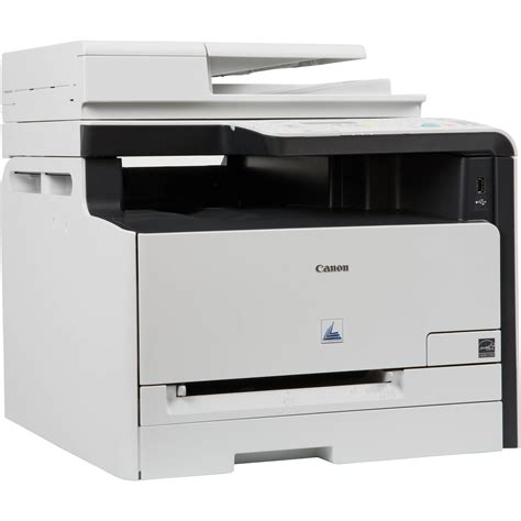 wireless all in one color laser printer canon imageclass mf8080cw all in one wireless color 5119b001aa