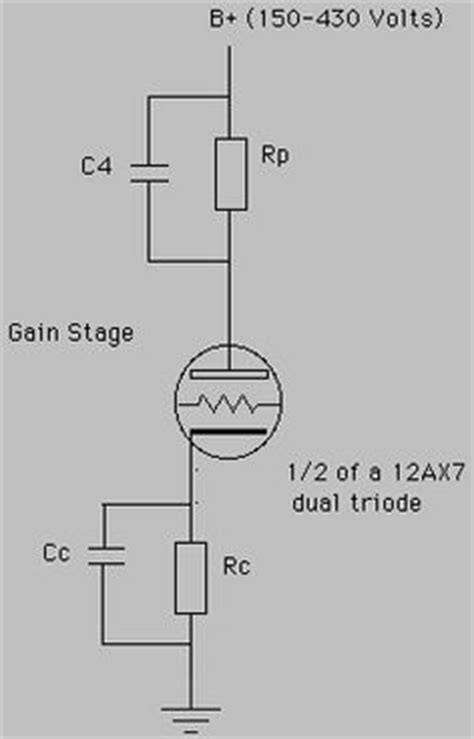 output switching power supply circuit schematic