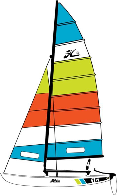 catamaran sailboat dimensions hobie 16 specifications fiberglass sailboats hobie