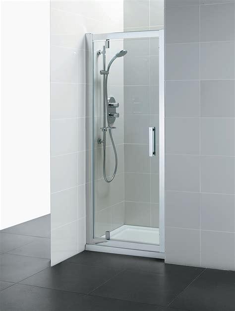 1000mm Pivot Shower Door Ideal Standard Synergy Pivot Shower Door 1000mm