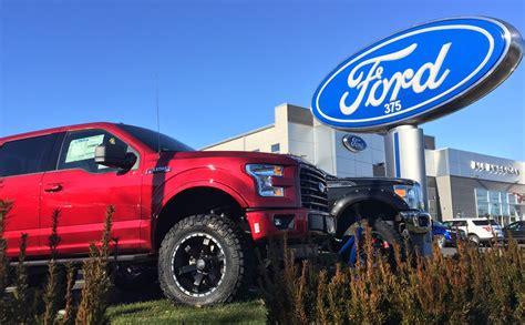 ford truck dealership ford testing smart kiosk at michigan dealership ford