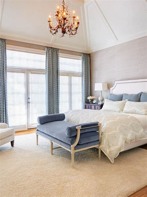 high bedroom how to decorate with different shades of blue modern home decor