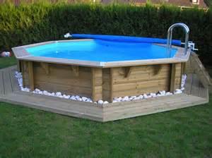 piscine autoportante bois piscine hors sol en bois piscine bois terrasse