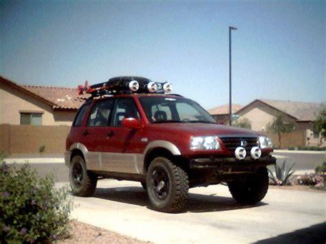 Suzuki Grand Vitara Lifted Zukzilla 2001 Suzuki Grand Vitara Specs Photos