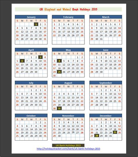 bank holidays uk uk bank holidays 2015 holidays tracker