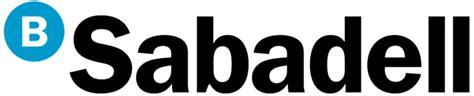 banc sabadell logo banco sabadell bank logos download