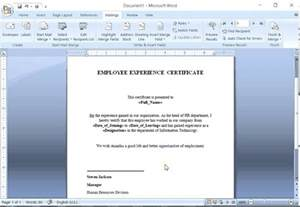 Certification Letter For Purchase sample experience letter for purchase officer