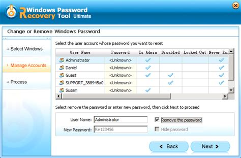 reset windows vista password ultimate boot cd windows password recovery tool ultimate windows download