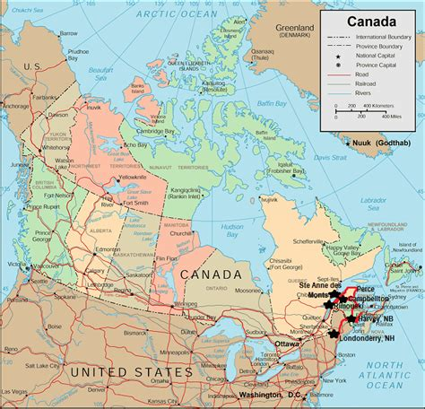 map of west coast usa and canada map canada west coast images
