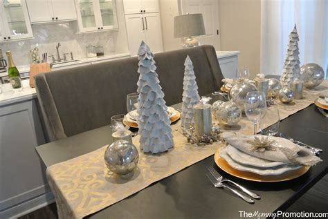 gold and silver home decor gold and silver tablescape featuring world