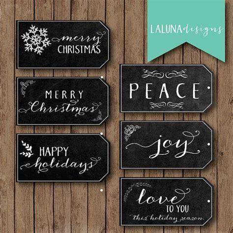 free printable chalkboard christmas gift tags 7 best images of chalkboard christmas tag printable card