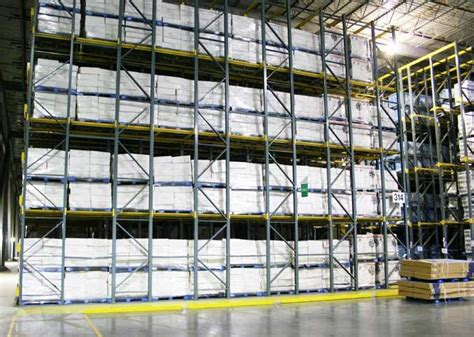 drive in drive through pallet racking benefits