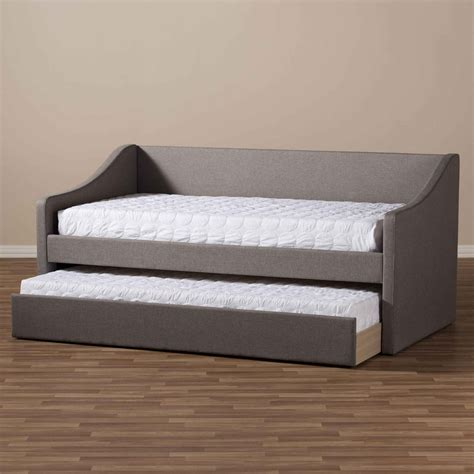 sofa with pop up trundle pop up sofa bed comfort novak bycast leather futon sofa