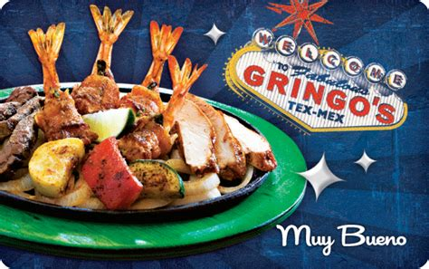 Houston S Restaurant Gift Card - best mexican restaurant in houston gringo s mexican kitchen