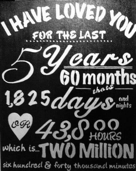 5th Wedding Anniversary Quotes To by Happy 5th Anniversary Quotes Www Imgkid The Image