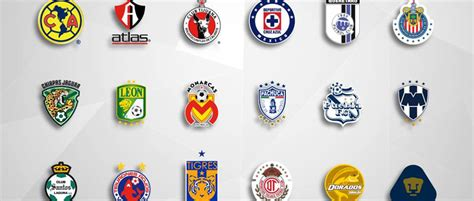 Calendario Liga Mx Monterrey 2016 Tabla General Liga Mx 2016 Al Momento Calendar Template 2016