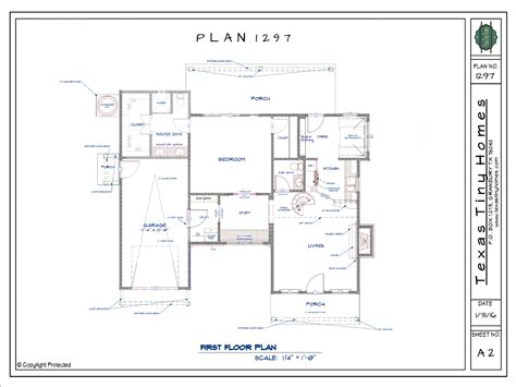 tiny texas houses floor plans texas tiny homes plan 1297