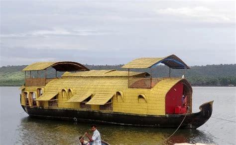 boat tour goa overnight house boat tour in goa thrillophilia